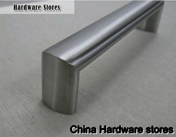Lovely 96mm Elliptic Furniture Hardware Stainless Steel Drawer Pulls Dresser  Drawer Handles Porcelain Kitchen Cabinet Knobs