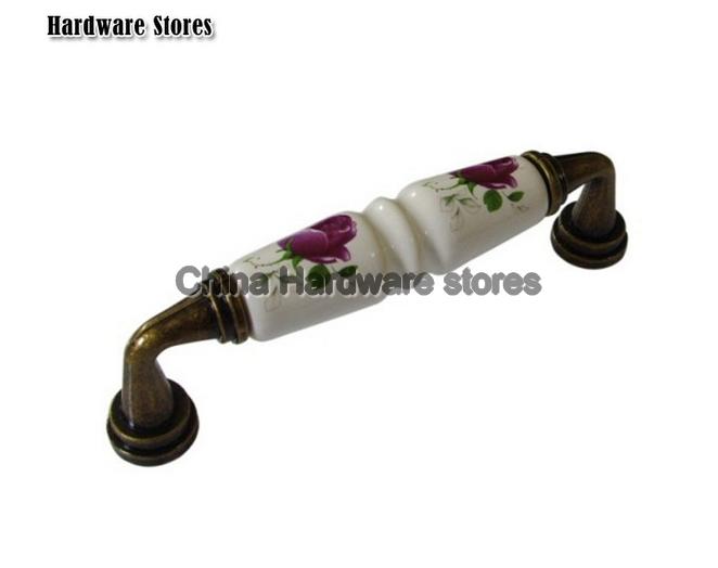 decorative door knob handle hardware wholesale and retail shipping discount 50pcs lot am05 ab