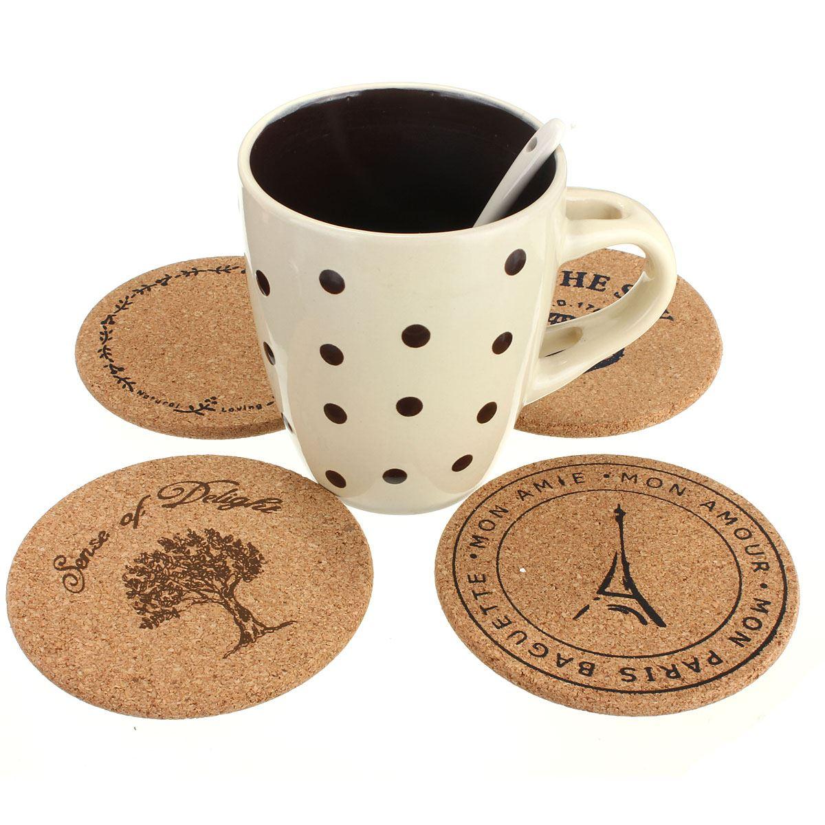 Mordern Design Best Promotion Wooden Coffee Tea Drink Mug