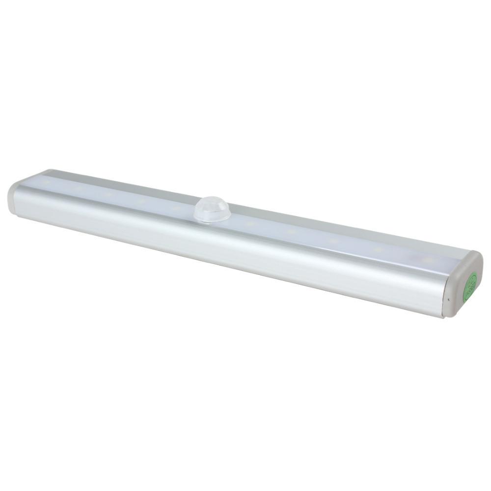 Portable Cabinet Light : Portable led motion sensing lights infrared wireless