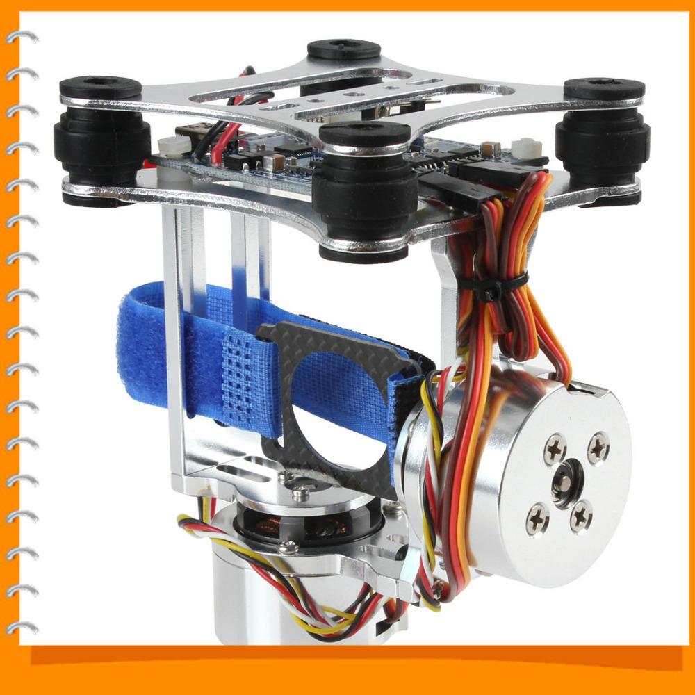 Dji phantom brushless gimbal camera mount w motor for Dji phantom motor upgrade